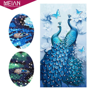 Animal,Full,Rhinestone,Diamond Mosaic Picture