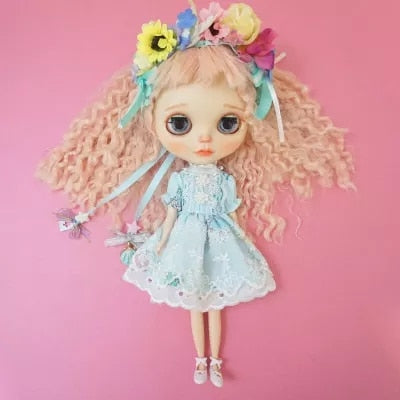 Doll Accessories Clothes For Blyth