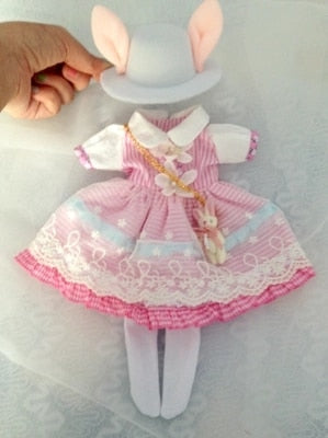 Doll Accessories Clothes For Blyth Doll Outfit for 1/6 12 Inch Doll Best Gift 02