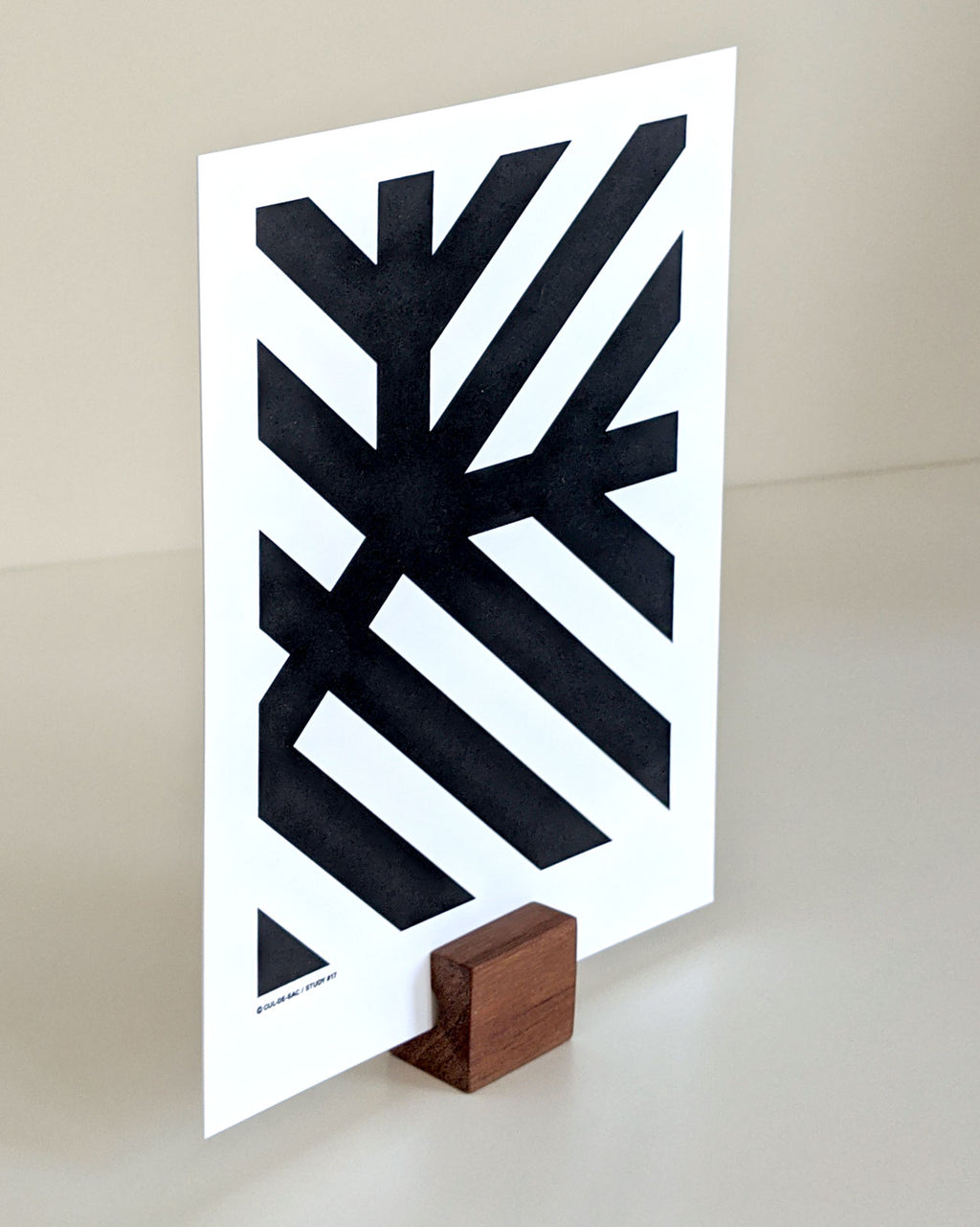 #17 mini screen print