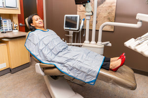 DentaCalm™ Adult Weighted Blanket for Dentists