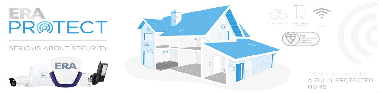 ERA Protect Smart Alarm System Available From TECH4