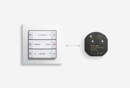 Wireless Light Switch - eNet Smart Home