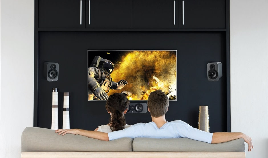 Living Room TECH Inspiration