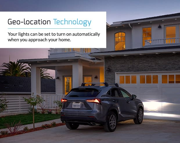 Use Geolocation To Turn Lights On When You Arrive Home