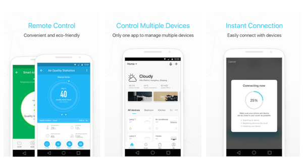 Tuya Smart Life App For iOS & Android