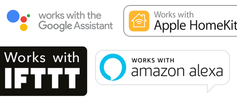 TECH4 Works With Alexa, Google Assistant, IFTTT, Apple Home Kit & More