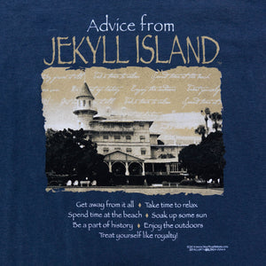 Advice From Jekyll Island T-Shirt
