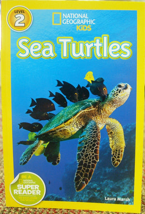 Sea Turtles (National Geographic Kids)