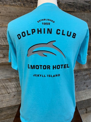 Dolphin Club Motor Motel T-Shirt