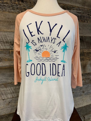 Good Idea Ladies Cotton Tunic