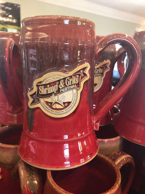 2018 Shrimp and Grits Festival Mug