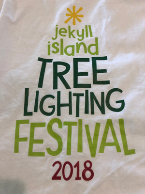 2018 Jekyll Island Tree Lighting Shirt