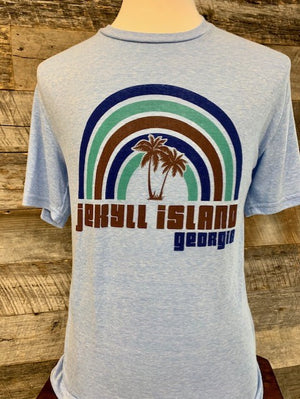 Rainbow Palm T-Shirt