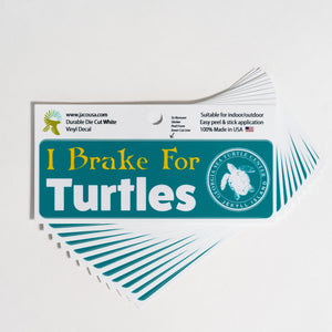 Brake For Turtles!