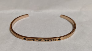 Turtle Themed Embracelet