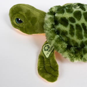 Logo Plush Turtle