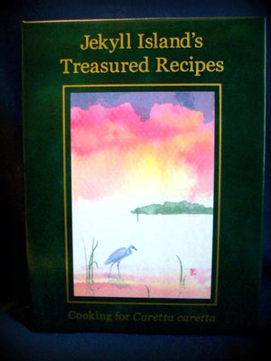 Jekyll Island Cookbook