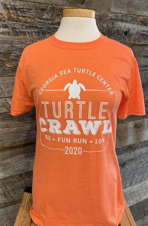 2020 Turtle Crawl T-Shirt