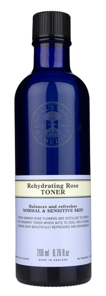 Rehydrating Rose Toner