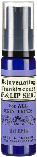 Rejuvenating Frankincense Eye and Lip Serum