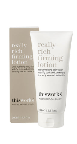 Really Rich Firming Lotion