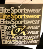 WAS $33.95 NWT! GK ELITE MENS S/S CREW FIGURE SKATE SHIRT BLACK VELVET SIZE AS - Outlet Values