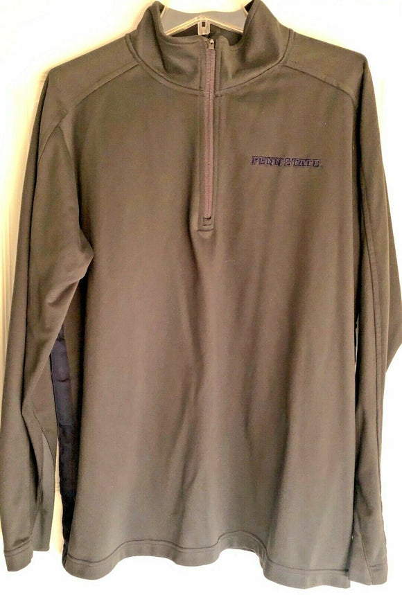 NIKE PENN STATE NITTANY LIONS Pullover Sports Jacket Gray Size Men's M Preowned - Outlet Values