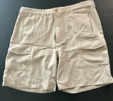 Joe Marlin Outfitters Lightweight Casual Cargo Shorts Beige, Men's 40 EUC!! - Outlet Values