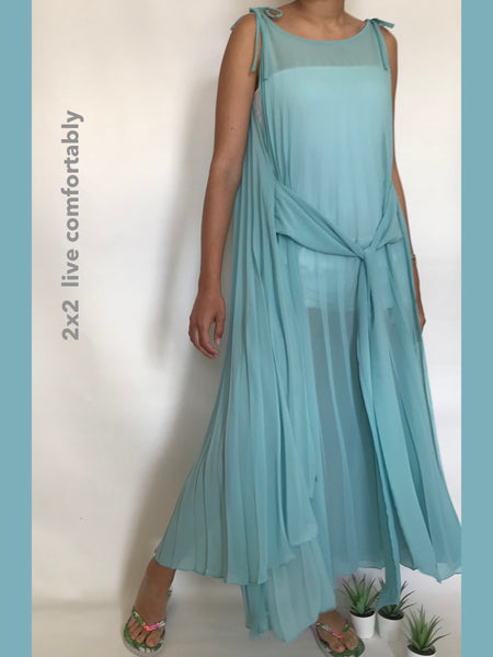 Beach Long Cover-Up Dress - Model 42 D