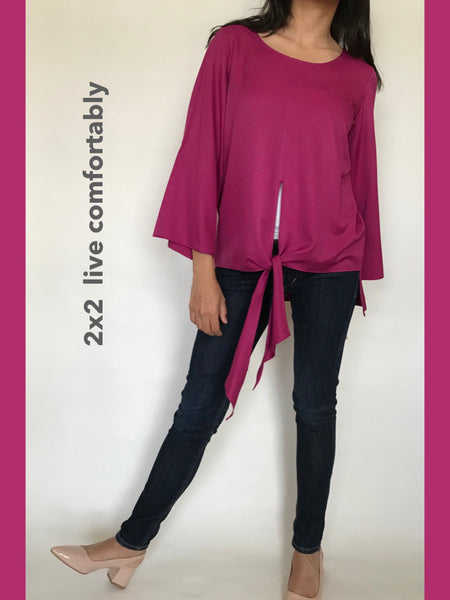 Viscose Blouse - Model 6 V