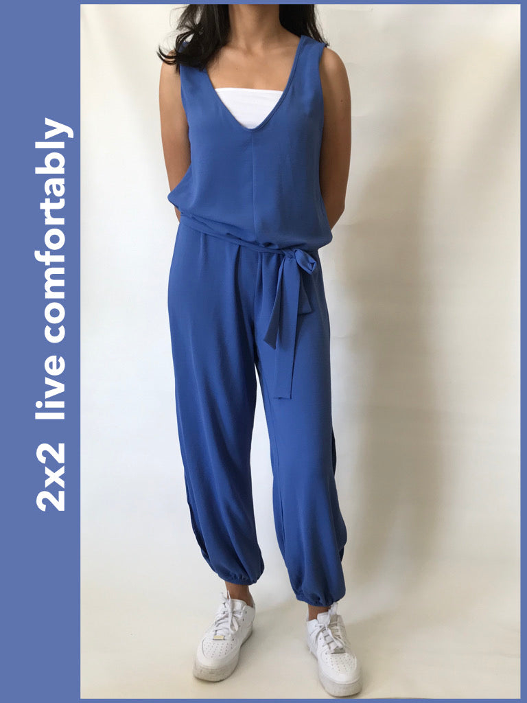 Cover-up Jumpsuit - Model 31 A