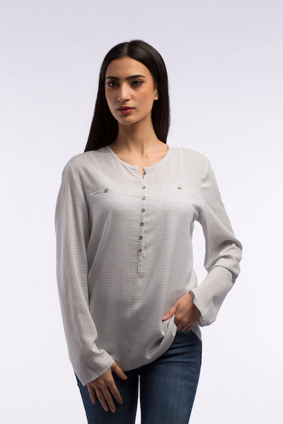 Two Pocket Shirt - B1101-1
