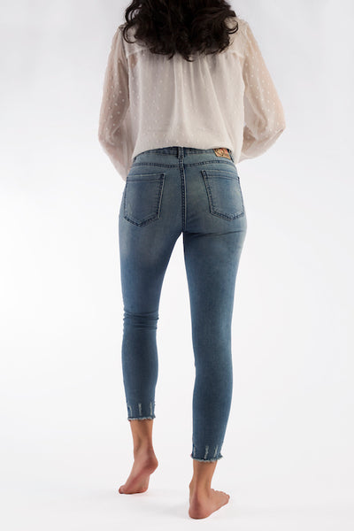 Dot - Cropped Denim - 811178