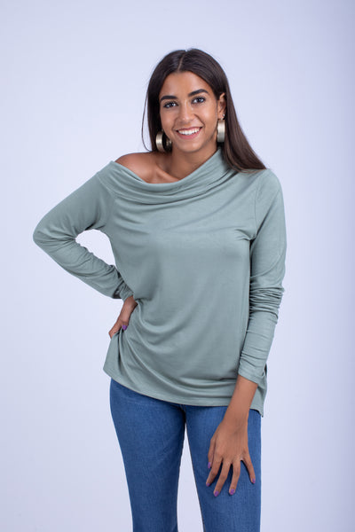 Off Shoulder Top - W2012