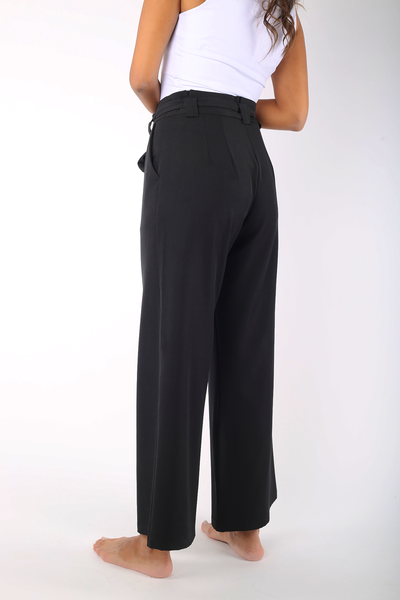 Loose Pant with Belt - 120007
