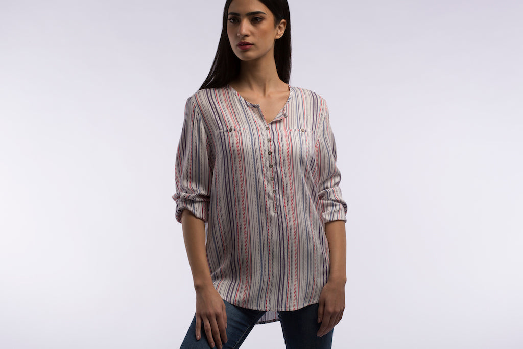 Two Pocket Shirt - B1101-2