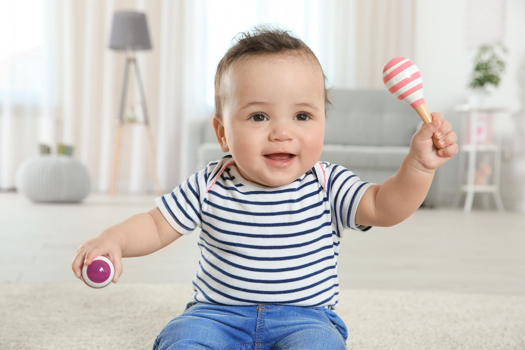 The 10 Best Indoor Games to play with Baby