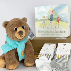We're Going on a Bear Hunt Baby Gift Set