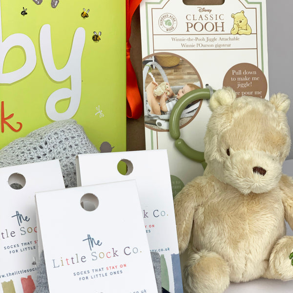 The Ultimate Winnie the Pooh New Baby Gift Box