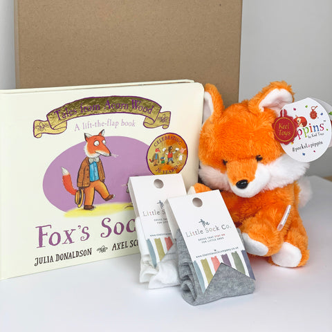 Fox's Socks Gift Set for Babies and Toddlers
