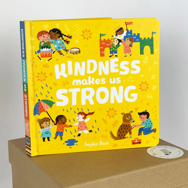Kindness Makes Us Stronger - Gift Set for Babies and Toddlers
