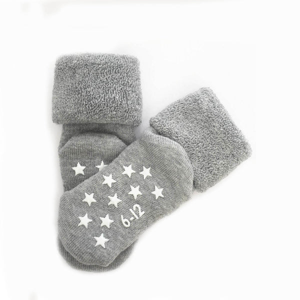 Non-Slip Cosy Toe socks - 3 Pack - Outlet