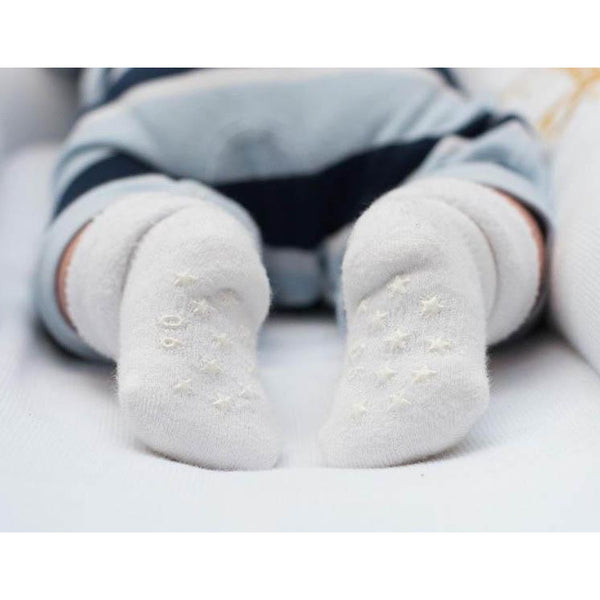 cosy toe socks that stay on feet. Stay on socks for babies and toddlers