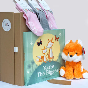 Older Sibling Gift Set - You're The Biggest