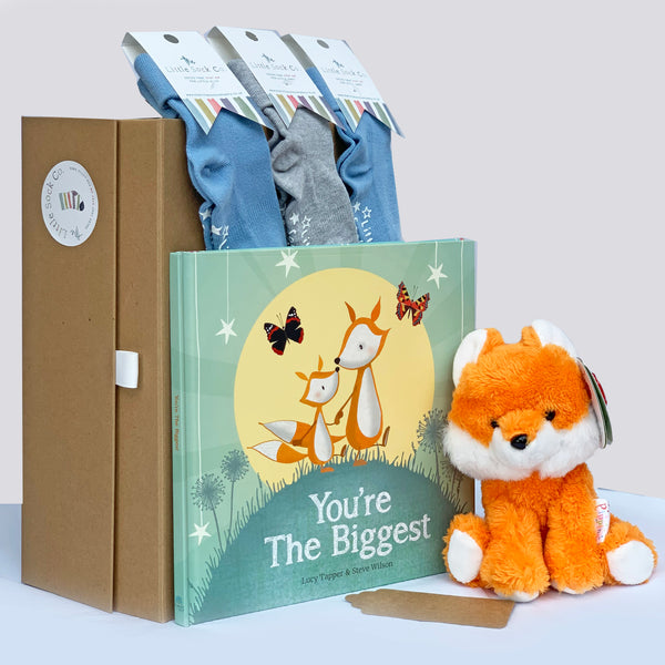 Sibling Gift Set - You're The Biggest