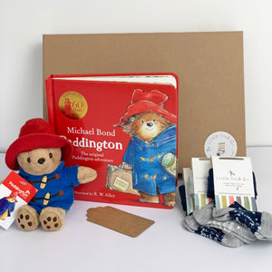 Paddington Bear Gift Set