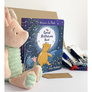 Piglet Gift Set - New Baby Gift Set - Winter Gift