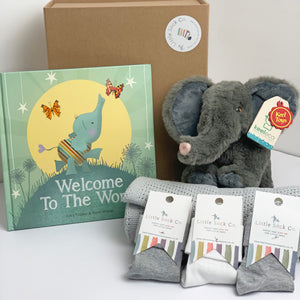 New Born Baby - Welcome to the World Gift Set