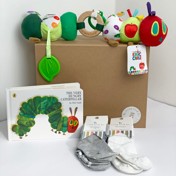 The Very Hungry Caterpillar Luxury Baby Gift Set